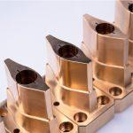 Beryllium einsätze - werkzeugabteilung fräsen