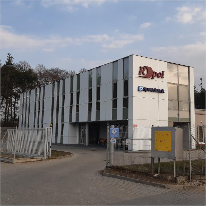 Zakład Rpol producent sprzętu agd, wtryskownia i narzędziownia